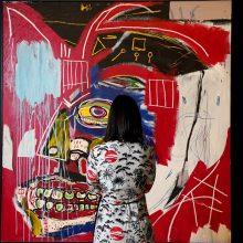 J.-M. Basquiat paveikslas Niujorko aukcione nupirktas už 93,1 mln. dolerių