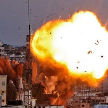"""""""Hamas"""": neramumai okupuotame Vakarų Krante yra """"revoliucija"""""""