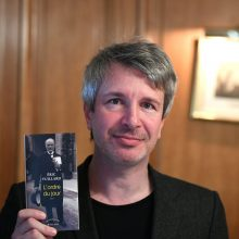 Prestižinis apdovanojimas – romanui apie A. Hitlerio iškilimą
