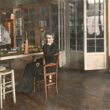Lenkija nori nusipirkti mokslininkės M. Curie vasarnamį Paryžiuje