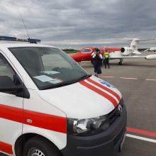 Lietuvio kepenys išgelbės gyvybę Šveicarijos piliečiui