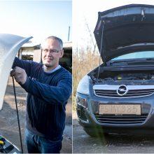 Po automobilio remonto toli nenuvažiavo – variklis sugedo atliekant techninę apžiūrą