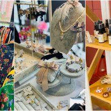 """Stebuklingos """"Fashion Bazaar""""  Kalėdos Kaune – kvies anksti pagalvoti apie dovanas"""