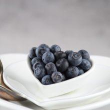 Vaistininkė primena: mėlynes suvalgykite per penkias dienas