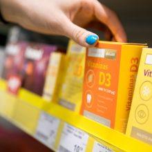 Kas gresia sveikatai, jeigu trūksta vitamino D?