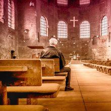 Pritarė Bažnyčios įstatymo pataisoms dėl pranešimų apie lytinį išnaudojimą