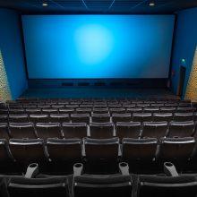 Kaip išgyvens Lietuvos kino teatrai?