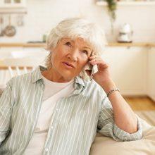 Tyrimas atskleidė, kaip bendrauja senjorai: pasitaikė netikėtų atradimų