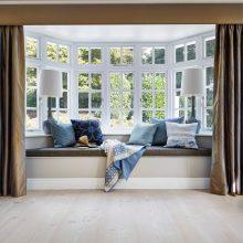 Prie lango – romantiškas poilsio kampelis