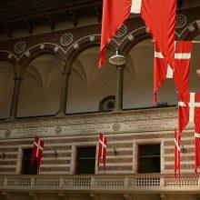 Šalies vadovai pasveikino Daniją Konstitucijos dienos proga