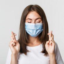 Profesorius: kaukė psichologiškai veikia net ir labai sveiką žmogų