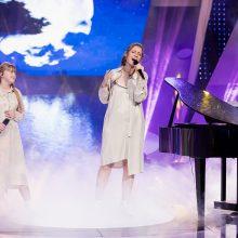 """""""Dainuok su manim"""" – emocijų audra: teks atsisveikinti su dviem duetais"""