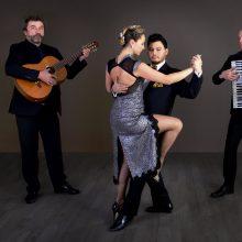 """Lietuvoje – magiškas ir jausmingas """"Tango Argentino"""" koncertinis turas"""