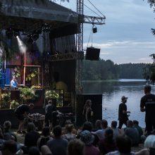 Festivalyje tryliktą kartą supasi menas ir muzika