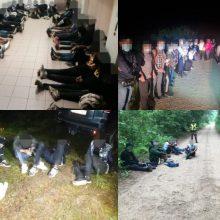 Migracijos departamentas visus prieglobsčio prašymus tikisi išnagrinėti per tris mėnesius