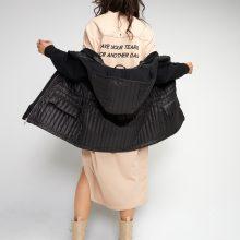 Naują kolekciją pristatanti dizainerė D. Vapsvė: apie tai kalbėti nebijau