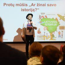 Kai knygų ribos plečiasi: ko ieško marmiai, pelėdžiukai ir istorijos apie Lietuvą