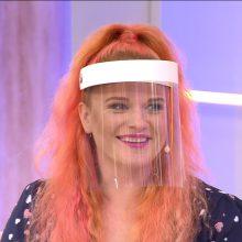 Prasidėjus karantinui dainininkė D. Virbilaitė neteko visų trijų darbų ir pajamų