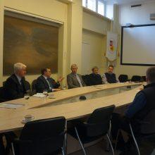 Lietuvos ligoninės vienija jėgas: žada ne tik sutaupyti pinigų