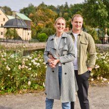Neseniai susituokę V. ir J. Mockai: tai buvo mūsų santykių paskutinis išbandymas
