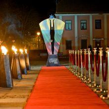 """""""Lietuvos garbė 2021"""": Nepriklausomybės atkūrimo dieną apdovanoti šalies herojai"""