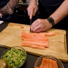 Prostatos vėžį pažabojęs A. Stonys dalijasi pamėgtų patiekalų receptais