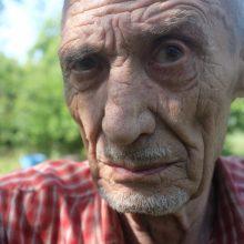 Senoliui padėjęs G. Arbačiauskas: ne visiems lemta daryti didvyriškus darbus