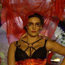 A. Chošnau klipui išsirinko plius dydžio modelius: man nėra jokių grožio standartų