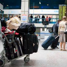 Dėl per menko susidomėjimo nebevykdomi skrydžiai iš Vilniaus į Palangą