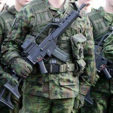 Danijoje susižeidė Lietuvos karys: patyrė traumą nukritęs nuo pastato stogo