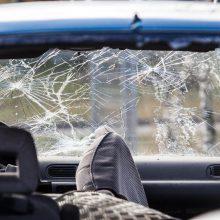 Dažna skaudaus eismo įvykio priežastis – kelių eismo taisyklių nesilaikymas