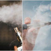 Po mokslininkų prieštaravimų PSO sušvelnino poziciją dėl elektroninių cigarečių