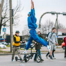 Šiuolaikinio šokio asociacija paskelbė įsimintiniausius metų kūrėjus