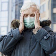Pasaulyje itin sparčiai daugėja koronaviruso atvejų, fiksuojama vis daugiau mirčių