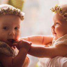 Klinikoje pernai gimė net 31 dvynukų pora: per vieną parą pasaulį išvydo šeši tokie kūdikiai