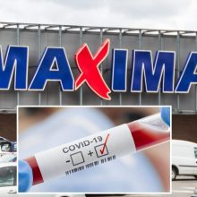 """""""Maximos"""" apsaugos darbuotojui nustatytas koronavirusas"""