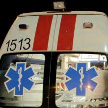 Rokiškyje žuvo automobilio partrenkta moteris