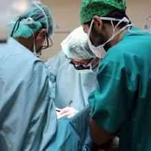 Gydytojai kardiologai: dabar pas mus patenka sunkesni pacientai