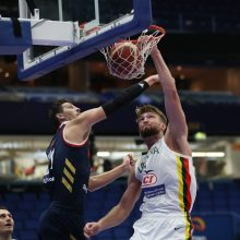 Lietuvos krepšininkų varžovai ketina į darbus kibti anksčiau