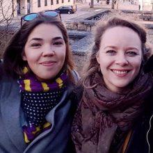 Dialogas apie muziką: kauniečių pianisčių atradimai Vienoje