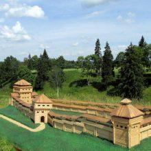 Anykščių rajono savivaldybė atideda planus statyti Vorutos pilį