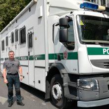 Policija Jūros šventės dalyviams leis pasitikrinti blaivumą