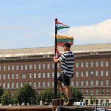 Lietuviai per amžius vaidino svarbius Europos istorijos vaidmenis