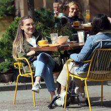 A. Veryga: restoranai gali būti visiškai atidaryti dar galiojant karantinui
