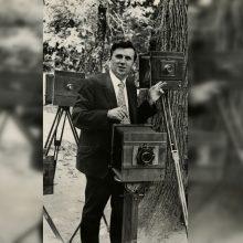 Mirė Fotografijos muziejaus Šiauliuose įkūrėjas A. Dilys