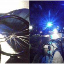 Vilniaus rajone automobilio vairuotoja pražudė dviratininką: nelaimė virto detektyvu