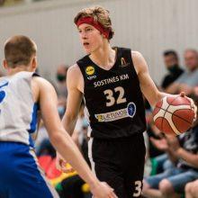 Vienas talentingiausių Lietuvos krepšininkų karjerą pratęs Barselonoje