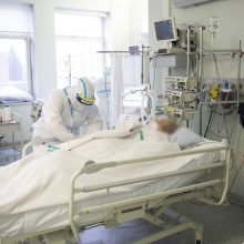 Ligoninėse šiuo metu gydomi 927 COVID-19 pacientai, iš jų 88 – reanimacijoje