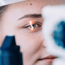 Akių ligų gydytoja paneigė mitus apie glaukomą