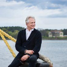 Į pajūrį persikėlusio Renaldo Vaičiūno planuose – ne tik pamatyti jūrą per audrą